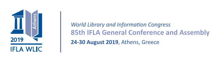 IFLA WLIC Logo 2019