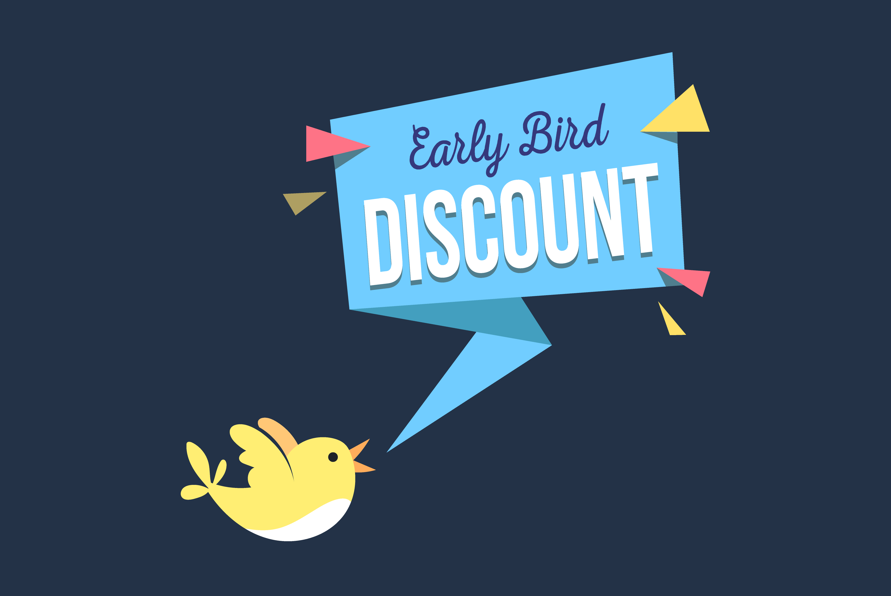 congress early-bird discount image
