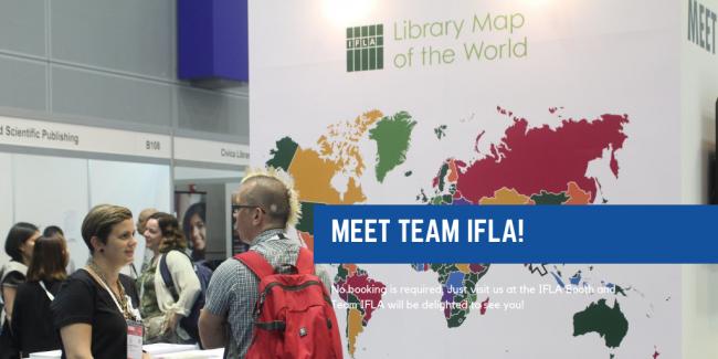 meet team ifla