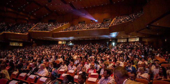 IFLA WLIC 2019 opening session
